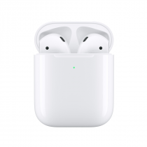 Apple AirPods 2nd Gen with Wireless Charging Case Refurbished
