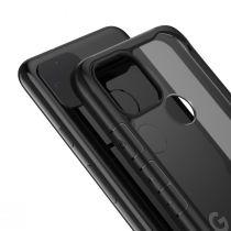 Google Pixel 5 Shield Protective Case- Black