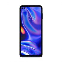 Motorola One 5G (PAK80000US, AT&T, 128GB, Oxford Blue, Very Good)