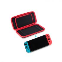 Nintendo Switch Storage Bag, Travel Carrying Case Pouch, Waterproof, Anti-Grease, Black